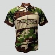 Cyklodres Dexter Army MTB, khaki