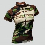 Cyklodres Dexter Army Race dámský