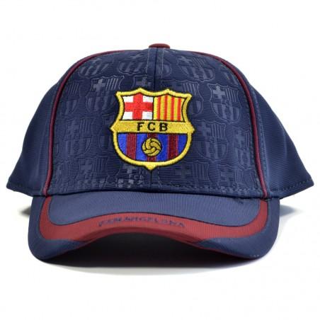 Šiltovka FC Barcelona Debossed Cap
