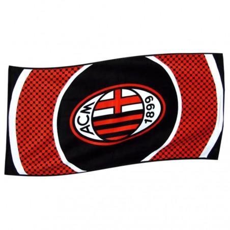 Vlajka AC Miláno Bullseye