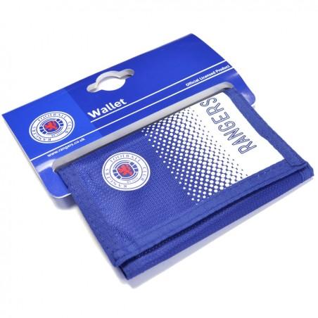 Peňaženka Glasgow Rangers v obale