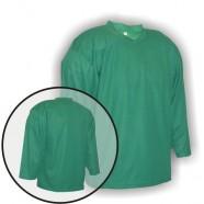 Hokejový rozlišovací dres zelený