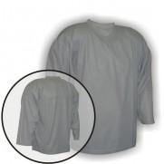 Rozlišovací hokejový dres brankářský šedý