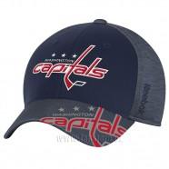 Kšiltovka Washington Capitals Playoff Black FlexFit