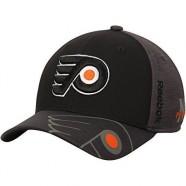Kšiltovka Philadelphia Flyers Playoff Black FlexFit