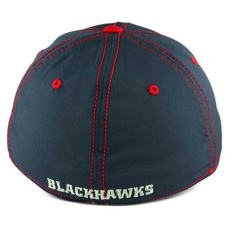 Kšiltovka Chicago Blackhawks zadný diel