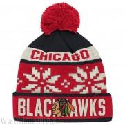 Zimní čepice Chicago Blackhawks Snowflake