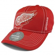 Kšiltovka Detroit Red Wings Draft FlexFit