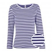 Dámské námořnické tričko dlouhý rukáv