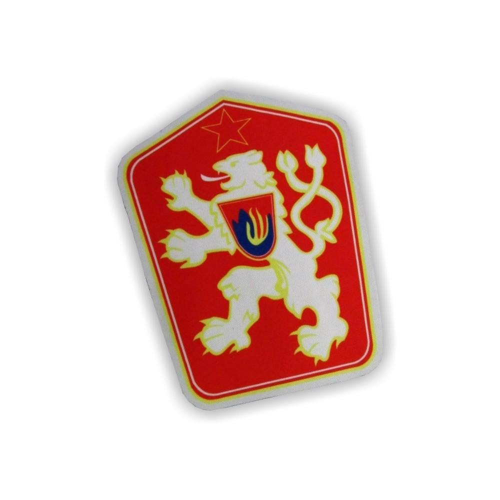 Nášivka znak ČSSR tištěná b842086a4a