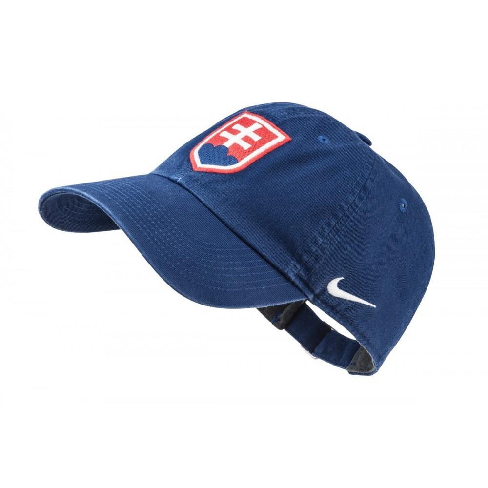 Kšiltovka Nike Slovensko modrá
