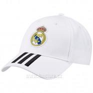 Kšiltovka Adidas Real Madrid 3SC bílá