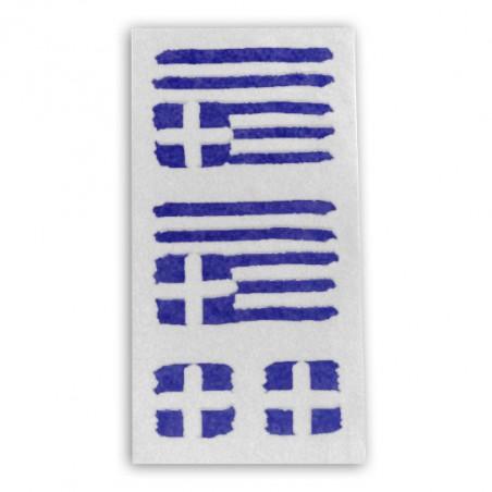 Tetovací obtisky Řecko