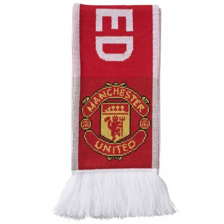 Šála Adidas Manchester United červená