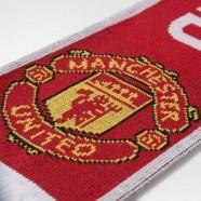 Šála Adidas Manchester United detail