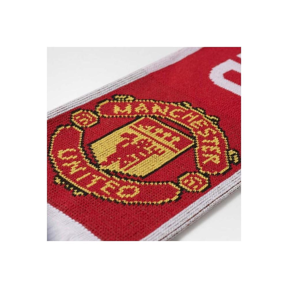Šál Adidas Manchester United detail