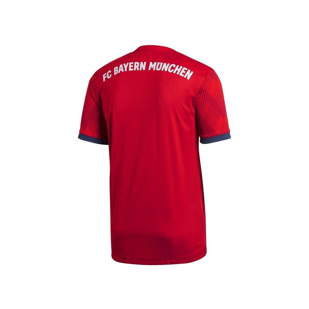 Dres Adidas Bayern Mnichov domáci chrbát