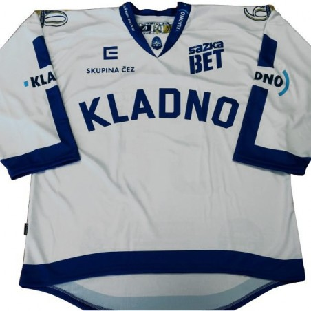 Dres SONP Kladno AUTHENTIC bílý, 1959-2019