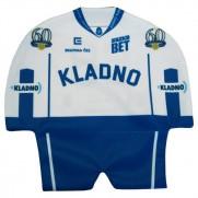 Minidres SONP Kladno bílý, 1959-2019