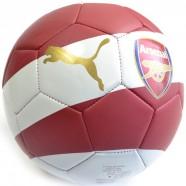 Míč Puma Arsenal Fan Ball z druhej strany