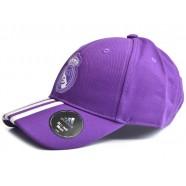 Kšiltovka Adidas Real Madrid 3SC Purple - bok