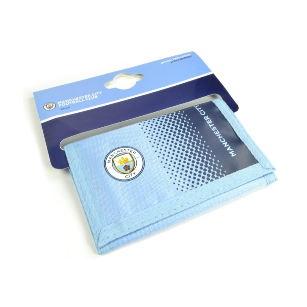 Peňaženka Manchester City v obale