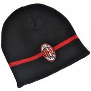 Zimní čepice AC Milán