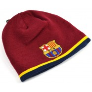 Zimná čiapka FC Barcelona