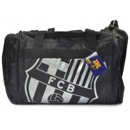 Sportovní taška FC Barcelona bok