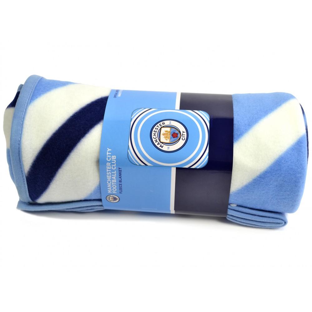 Fleecová deka Manchester City