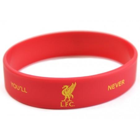 Silikónový náramok Liverpool FC