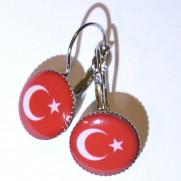 Náušnice Turecko