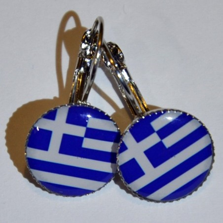 Náušnice Grécko