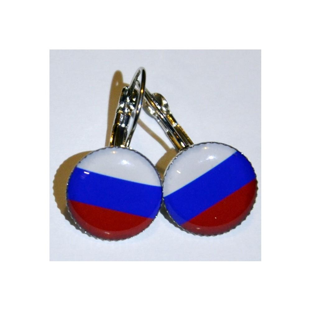 Náušnice Rusko