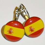 Náušnice Španělsko