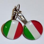 Náušnice Itálie