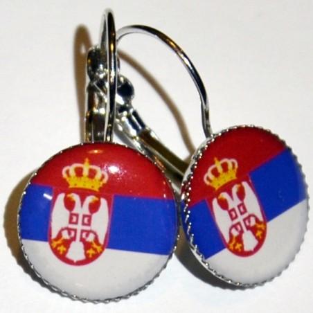 Náušnice Srbsko