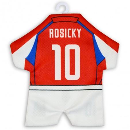 Minidres ČR Rosický 10 záda