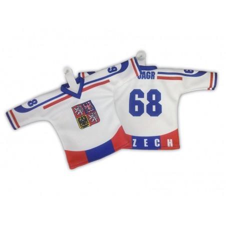 Minidres ČR bílý