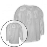 Hokejový rozlišovací dres bílý