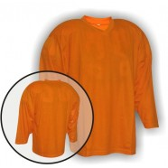 Hokejový rozlišovací dres oranžový