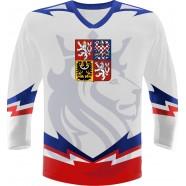 Hokejový dres ČR Repre bílý
