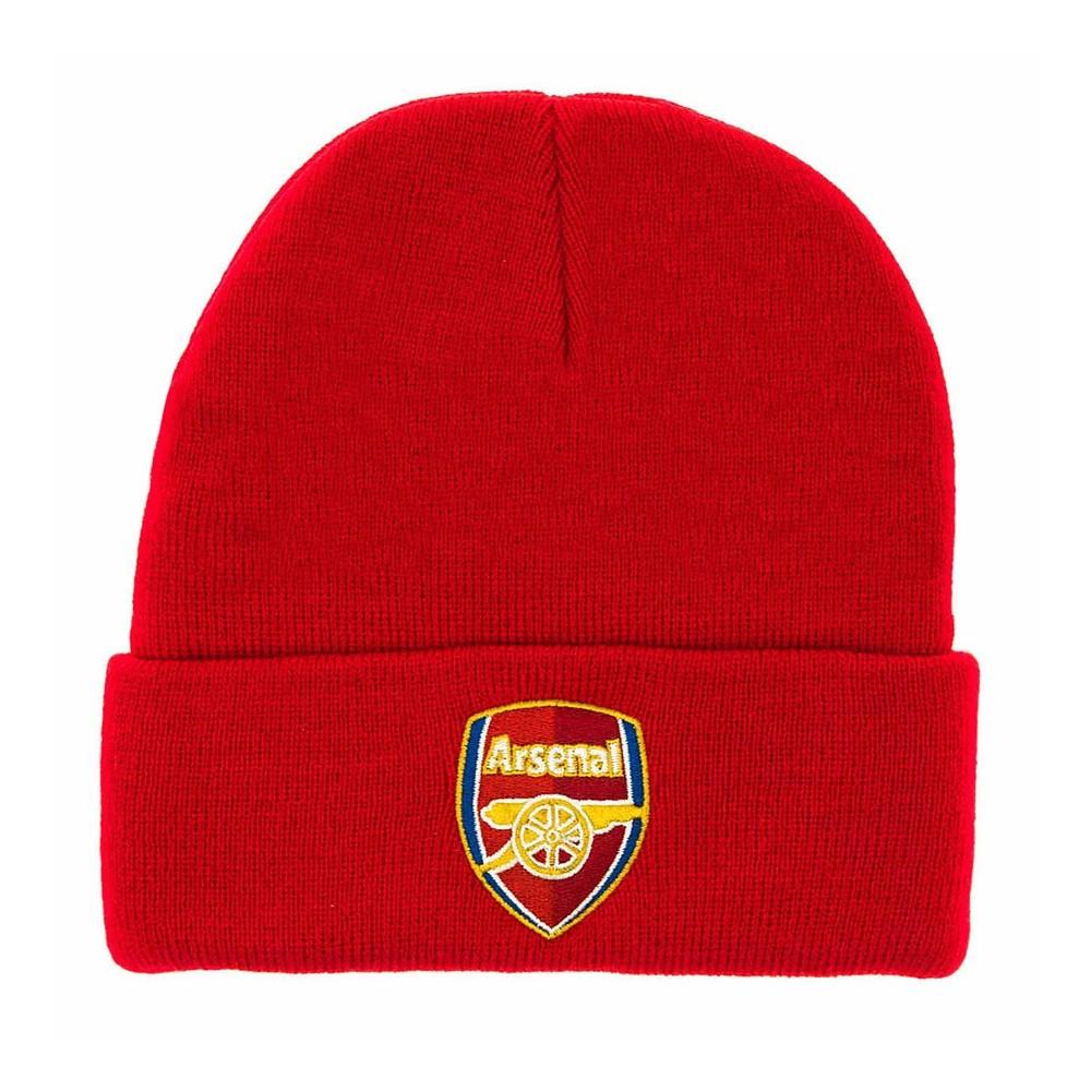 Zimní čepice Arsenal FC