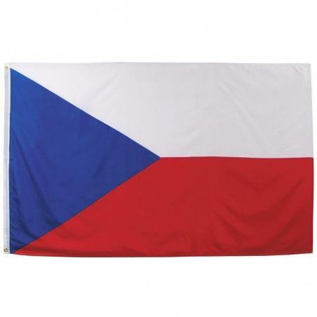 Vlajka Česká republika veľká
