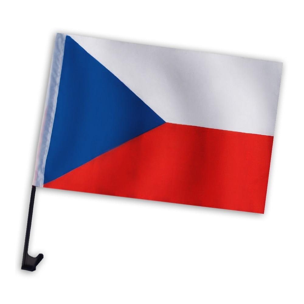 Autovlajka Česká republika