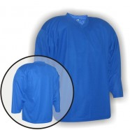 Hokejový rozlišovací dres modrý