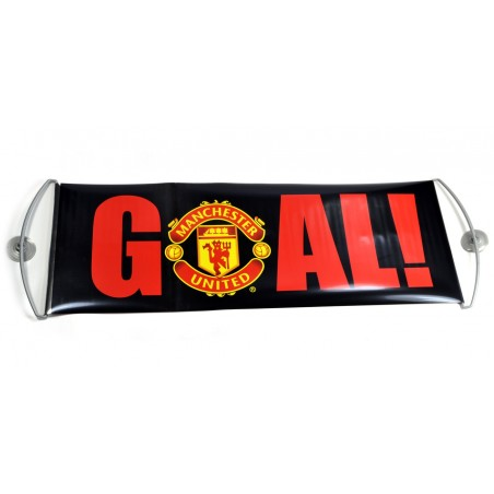 Rolovací banner Manchester United
