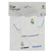 Minidres Real Madrid biely