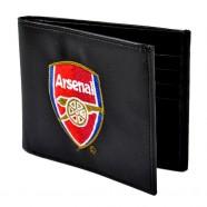 Peněženka Arsenal FC s vyšitým logem