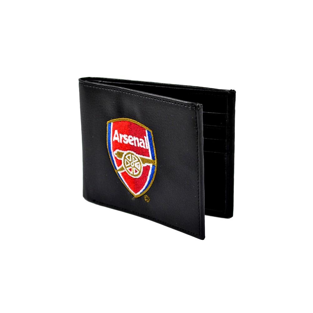 Peňaženka Arsenal FC s vyšitým logom